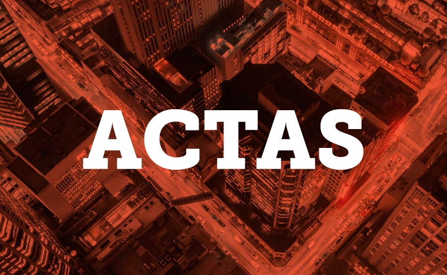 Asatch, actas 2016